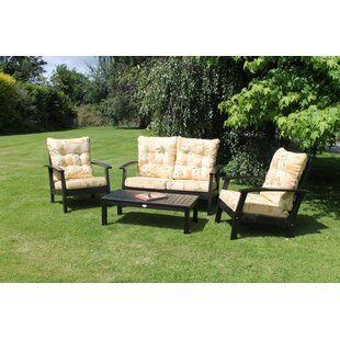 Mcgruder 4 Seater Sofa Set By Sol 72 Outdoor