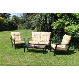 Sale Price Mcgruder 4 Seater Sofa Set