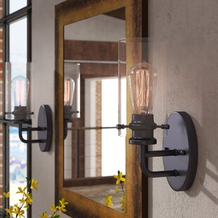 Dayna 1-Light Bath Sconce by Williston Forge