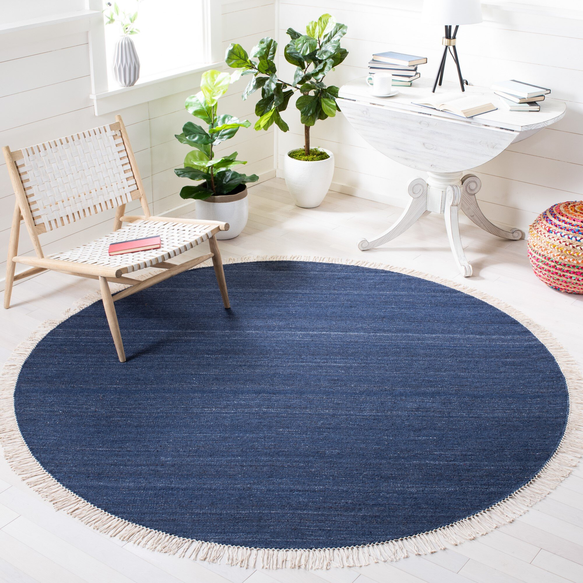 Round Striped Area Rugs You Ll Love In 2021 Wayfair