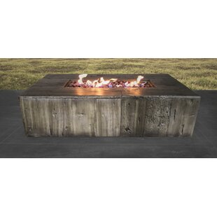 Living Source International Palmas Propane/Natural Gas Fire Pit Table