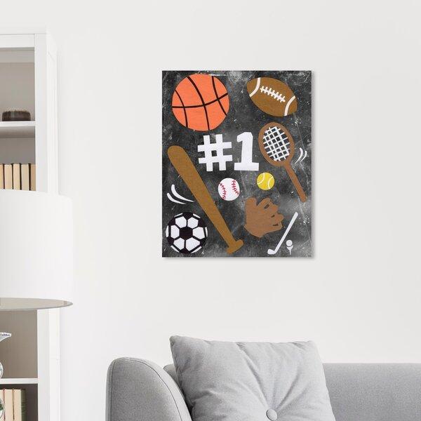 Sports Canvas Wayfair