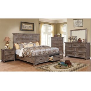 Geararado Platform Configurable Bedroom Set by Andrew Home Studio
