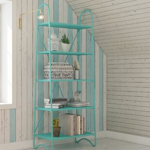 Airydale Etagere Bookcase Bungalow Rose