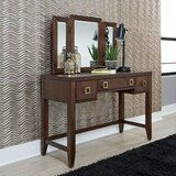 Robbinsdale Vanity with Mirror by Wrought Studio™