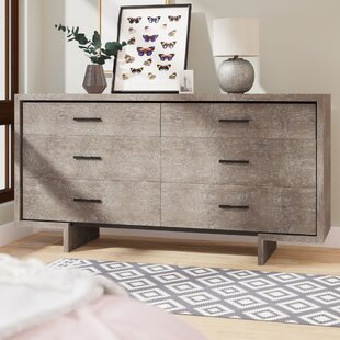 Keiper 6 Drawer Double Dresser