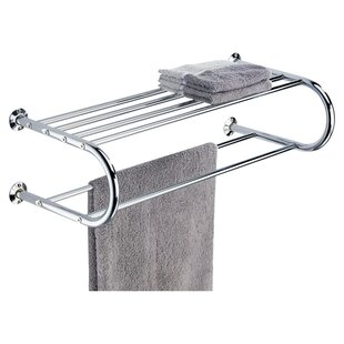 Organize It All Orrin Wall Mounted Towel Rack