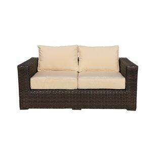Teva Furniture Santa Monica Loveseat with Cushions