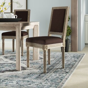 Viveiros Upholstered Dining Chair (Set of 2)