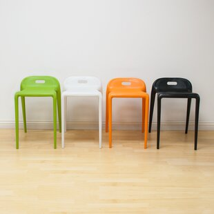 Coupon Armless E-Z Stacking Chair (Set of 2) by Mod Made Reviews (2019) & Buyer's Guide