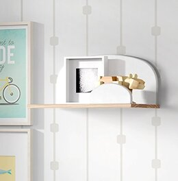 Eckert Wall Shelf By Isabelle & Max