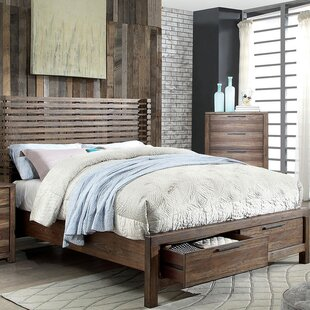 Hankinson Storage Platform Bed