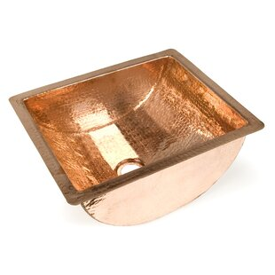 D'Vontz Copper Bathroom Sinks Metal R..
