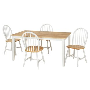 Windsor 5 Piece Dining Set TMS