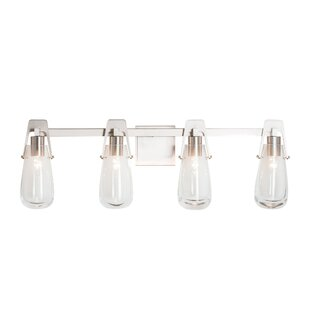 Vessel 4-Light Vanity Light by Hubbardton Forge