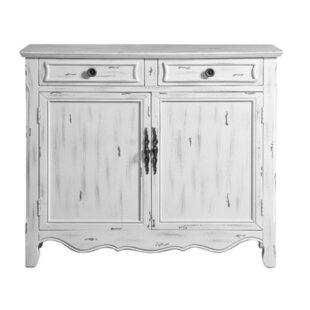 Kamena 2 Door Accent Cabinet by Ophelia & Co.
