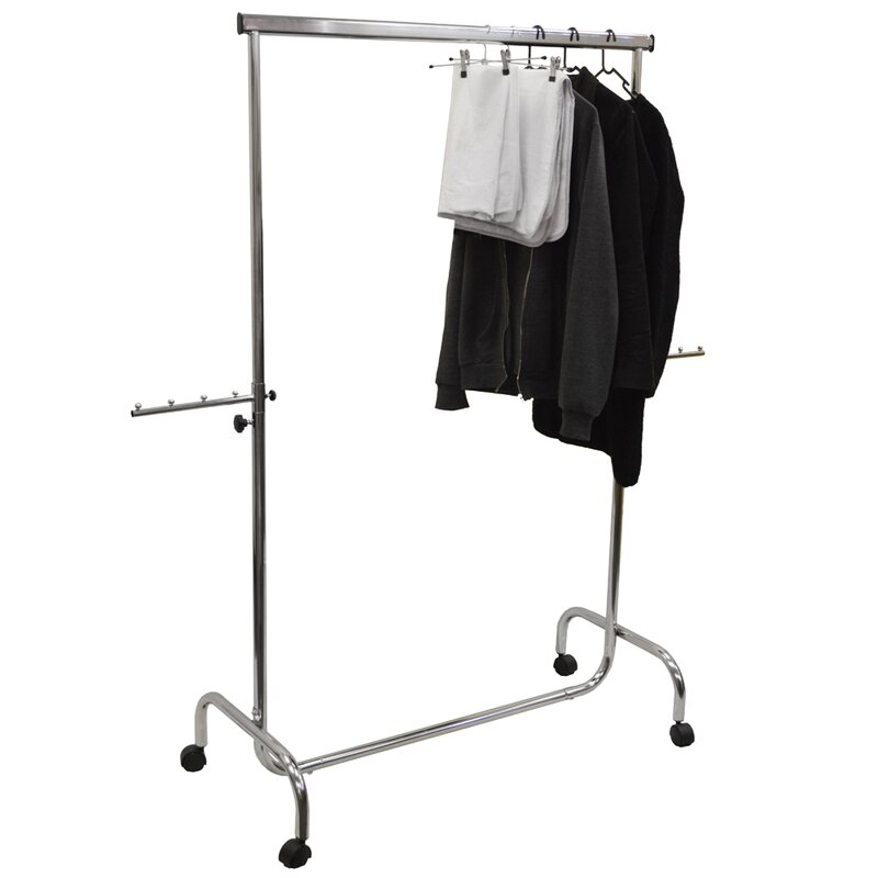 hanger wardrobe pull at kit down homebase uk relax co bar