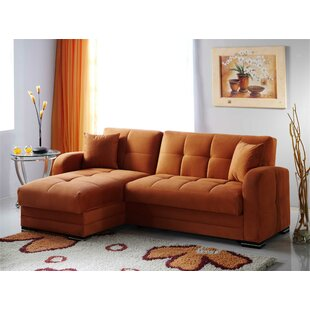 Istikbal Kubo Reversible Sleeper Sectional