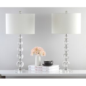 Crystal Table Lamps Youll Love Wayfair