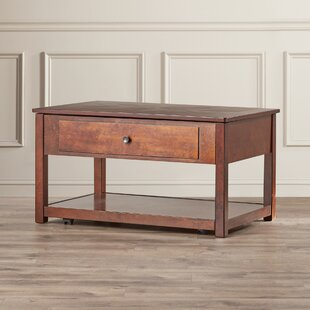 Deals Eastin Coffee Table with Lift Top By Darby Home Co