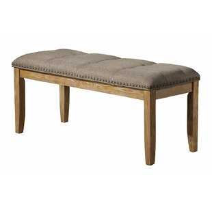 Talia Dining Wood Bench by Foundry Select