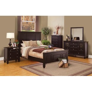 High Littleton Storage Panel Bed