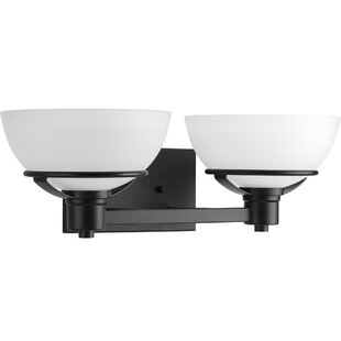 Compare & Buy Mcdavid 2-Light Vanity Light By Ebern Designs