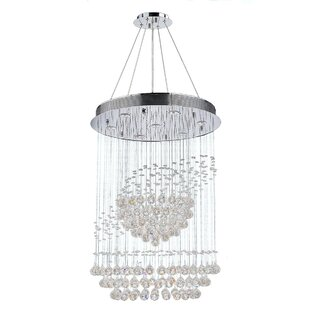 Latrobe 7-Light Chandelier by Orren Ellis