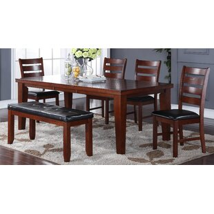 Anay 6 Piece Dining Set by Red Barrel Stu..