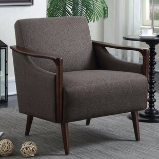 Dimartino Dapperly Structured Armchair by Corrigan Studio