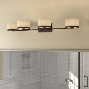 Mercury Row Triangulum 4-Light Vanity Light
