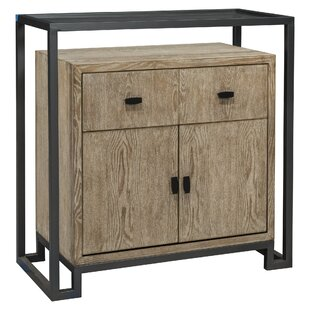 Hillary 2 Door Accent Cabinet by One Allium Way