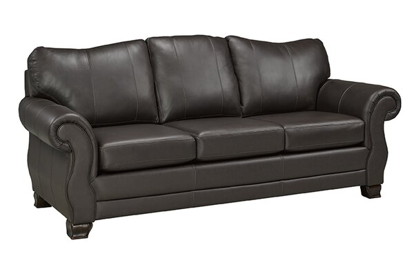 Italian Leather Sofa Recliner | Wayfair