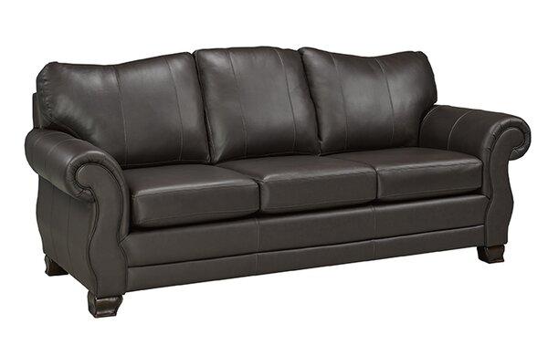 Fleur De Lis Living Jettie Sofa Leather