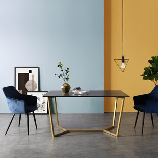 Vanbuskirk Dining Table By Ebern Designs