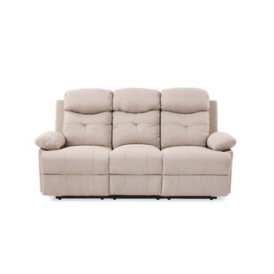Read Reviews Hackleburg Reclining Sofa by Latitude Run Reviews (2019) & Buyer's Guide