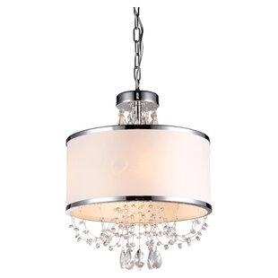 Warehouse of Tiffany Jana 4-Light Pendant