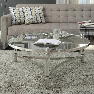 Gasaway Coffee Table by Everly Quinn Bargain
