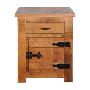 Bloomsbury Market Aden End Table with Storage