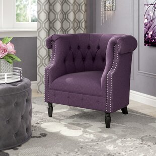 Find a Bourbeau Chesterfield Chair by Willa Arlo Interiors Reviews (2019) & Buyer's Guide