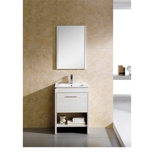 Kaleb 24 Single Bathroom Vanity Set By Orren Ellis