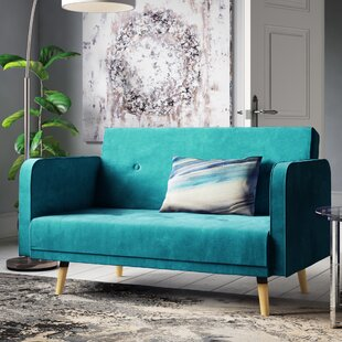 Reber 2 Seater Loveseat By 17 Stories