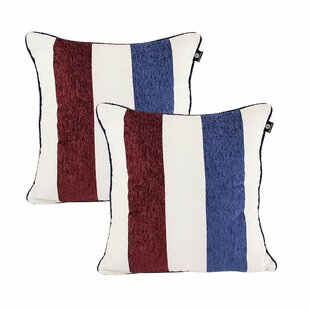 Home Decor Couch Sofa Pillow Cover (Set of 2)
