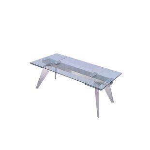 Nannette Extendable Dining Table by Orren Ellis