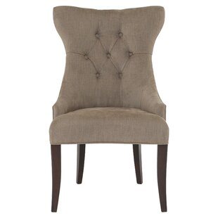 Best Reviews Samantha Upholstered Dining Chair By Bernhardt