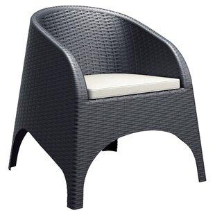Mercury Row Jayne Indoor/Outdoor Deep Seating Lounge Chair Cushion (Set of 2)
