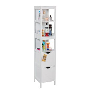 Bathroom Cabinets 30cm Wide bathroom storage | wayfair.co.uk