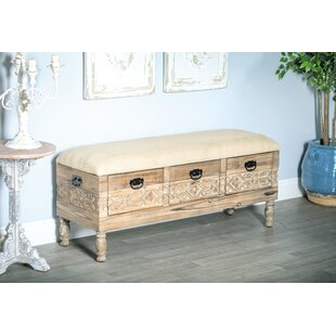 Fine Gorgias Rustic Solid Wood 3 Drawer Storage Bench Lamtechconsult Wood Chair Design Ideas Lamtechconsultcom