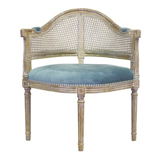 Caned Back Occasional Lounge Chair  sc 1 st  Wayfair & French Cane Chairs | Wayfair