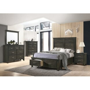 Bevilacqua Platform Configurable Bedroom Set
